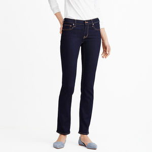 J.Crew Factory Rinse Wash Straight And Narrow Jean